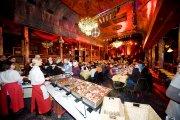Buffet im Tivoli